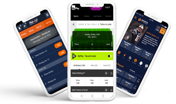 Online Sports Betting Canada 2019 - Find the betting site