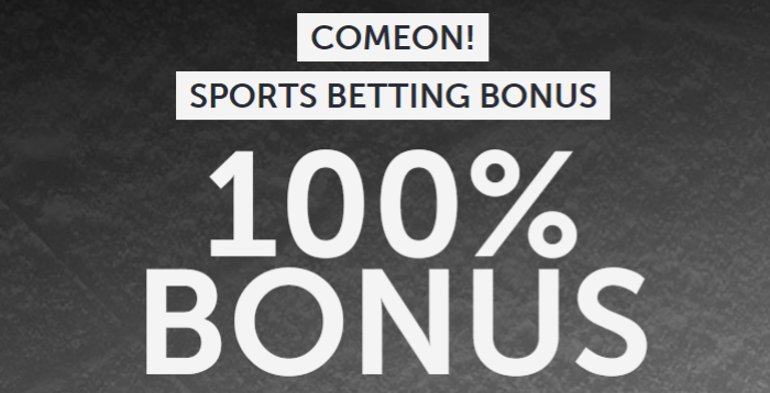 ComeOn Welcome Bonus