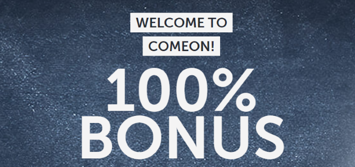 ComeOn Welcome Offer