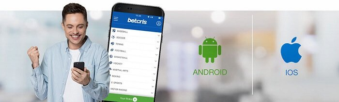 Betcris Mobile App